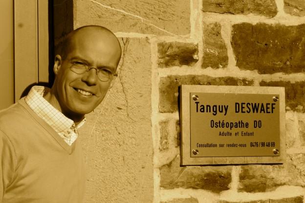 Tanguy Deswaef Ostéopathe - Acceuil